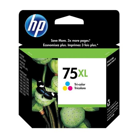 Cartucho HP 75XL Tricolor