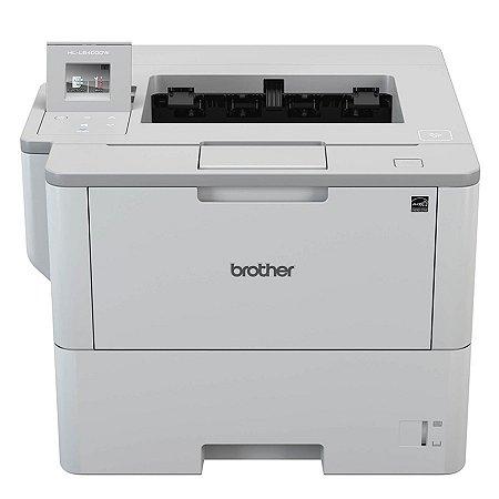 Impressora Brother Laser HLL6402DW Mono (A4) Dup, Wrl