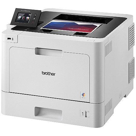 Impressora Brother Laser HLL8360CDW Color (A4) Dup, Wrl