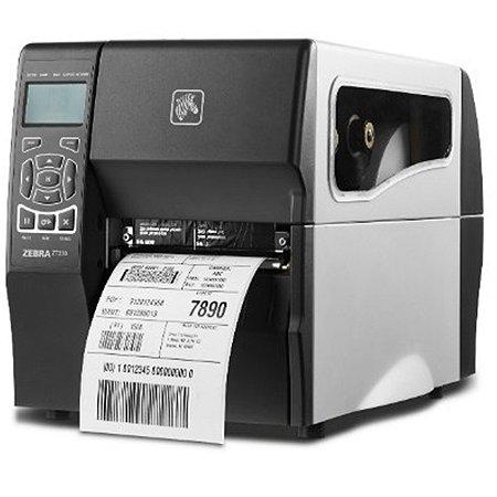 Impressora de Etiqueta Térmica ZEBRA ZT230 USB/ SER.