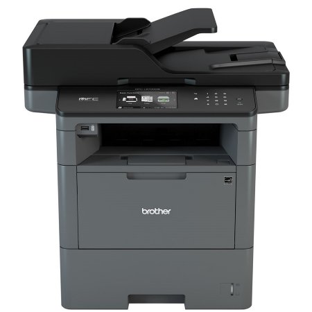 Multifuncional Brother Laser MFCL6702DW Mono (A4) Dup, Wrl