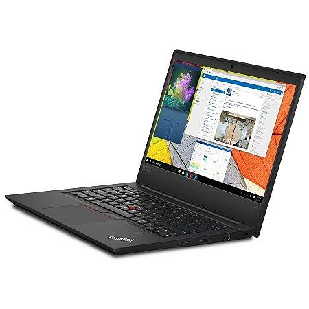 Notebook Lenovo E490 i7-8565U 8GB 256GB SSD W10P 20N90021BR.