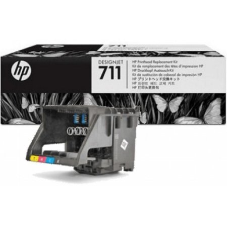 Cabeça De Impressão Hp 711 C1Q10A