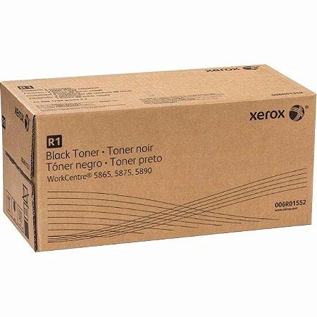 Cartucho De Toner Xerox 5865/5875/5890 Preto 006R01552