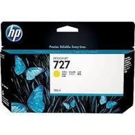 Cartucho de Tinta HP 727 Amarelo PLUK 300ml