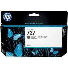 Cartucho de Tinta HP 727 Cinza PLUK 300ml