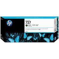 Cartucho de Tinta HP 727 Preto Fosco PLUK 300ml