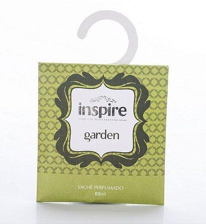 Sachê perfumado Garden 80ml