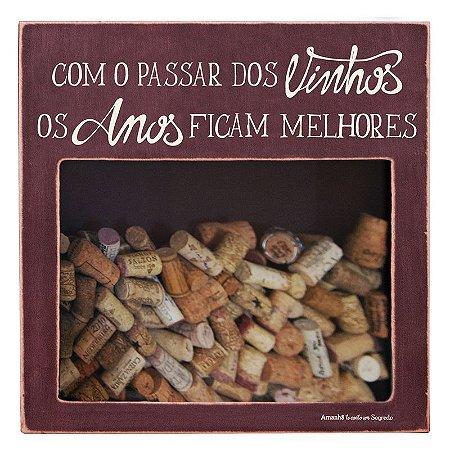 """Caixa Coleção Petit """"VINHOS"""""""