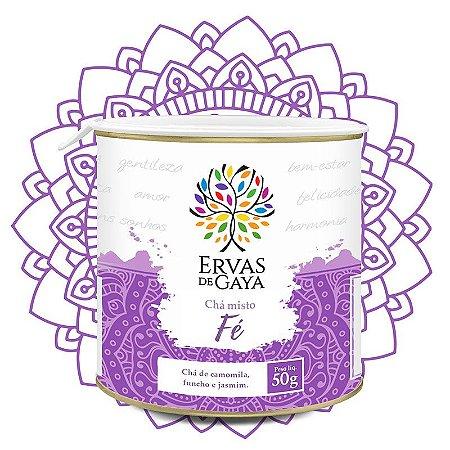 Chá Misto Ervas de Gaya - FÉ (50g)