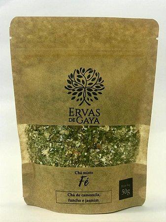 Refil Chá Misto Ervas de Gaya - FÉ (50g)