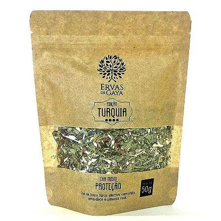 Refil Chá Misto Ervas de Gaya - PROTEÇÃO (50g)