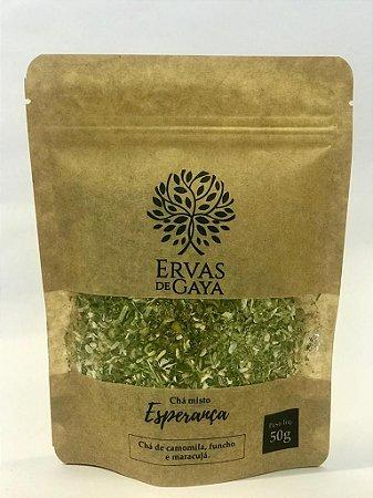 Refil Chá Misto Ervas de Gaya - ESPERANÇA (50g)