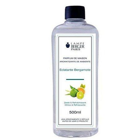 Aromatizante de Ambiente para Lamparinas Lampe Berger - Eclatante Bergamote 500 ml