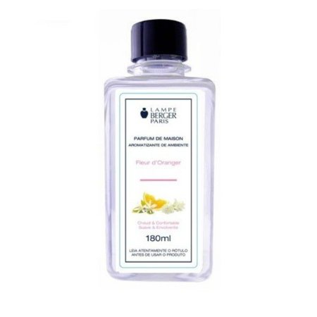 Aromatizante de ambiente para Lamparinas Lampe Berger - Fleur d'Oranger 180ml