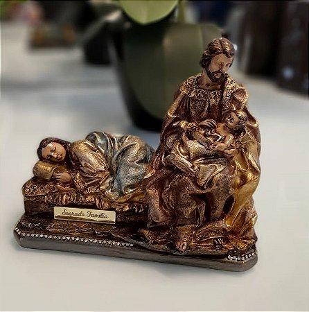Sagrada Família - O Descanso da Mãe