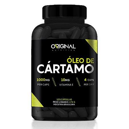 Óleo de Cártamo 120 Cáps - Original Nutrition