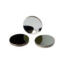 kit com 3 espelhos de molibdênio