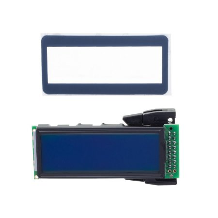 VISOR LCD PLOTTER COM MEMBRANA