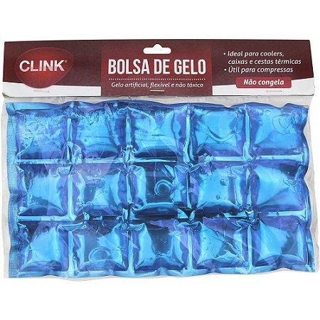 Bolsa de Gelo CLINK azul