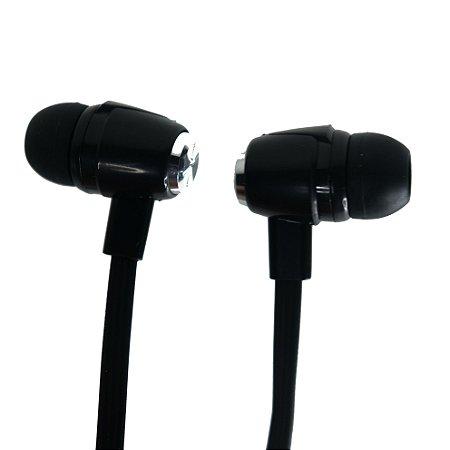 Fone de ouvido stereo com microfone HMASTON