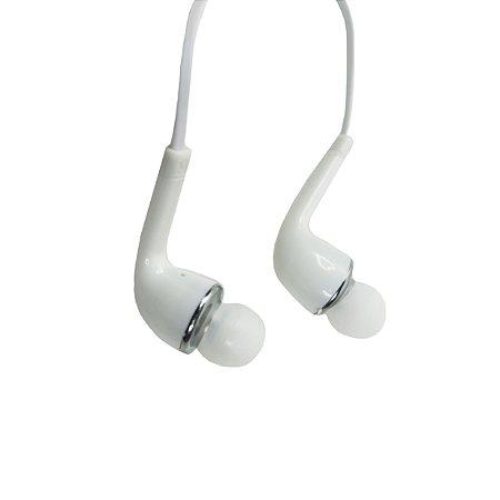 Fone de ouvido  com fio intra-auricular simples HMASTON