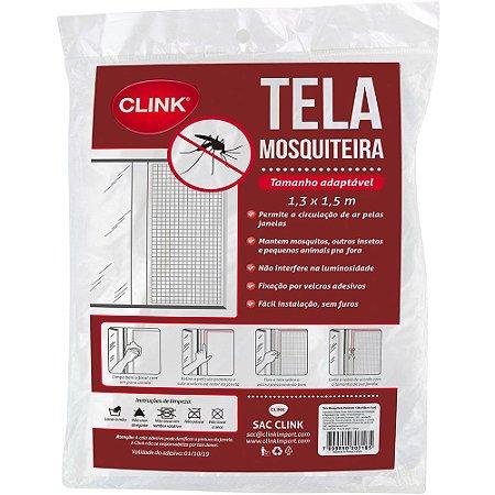 TELA MOSQUITEIRA 130X150CM CLINK