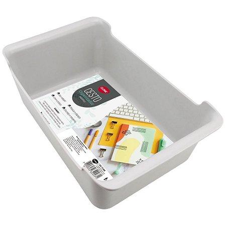 Cesto Organizador Plástico 35x13 CLINK