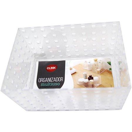 Caixa organizadora 20,5x13,5x12cm clink