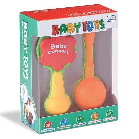 Chocalho Baby - BEE TOYS