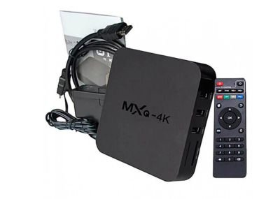 TV BOX ANDROID 10.1 4g 32gb  60FPS 4K ULTRA HD  H.265HEVC INTERNET TV