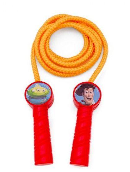 Pula Corda Infantil Toy Story Wood Brinquedo Disney 2,18 Metros Toyng