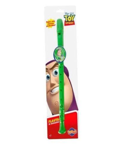 Flauta Infantil Plastica Toy Story brinquedo DISNEY toyng