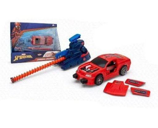 Lançador De Carro Homem Aranha - Toyng