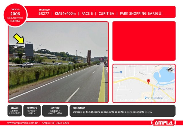 2006 - BR-277 - Km 94+400 m - Face B