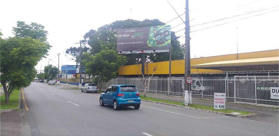 1158 - Av. Rocha Pombo, 3173 – Saída do Aeroporto