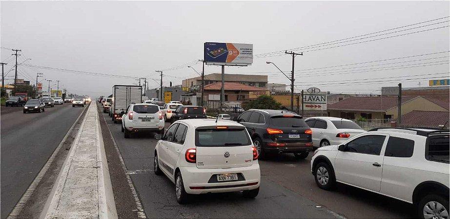 1206 - Rod. BR-376, 2343 Km 11 – Sentido Curitiba