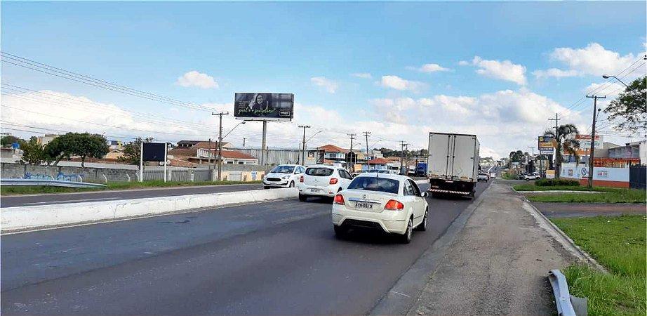 1208 - Rod. BR-376, 2505 Km 11,5 – Sentido Joinville/SC
