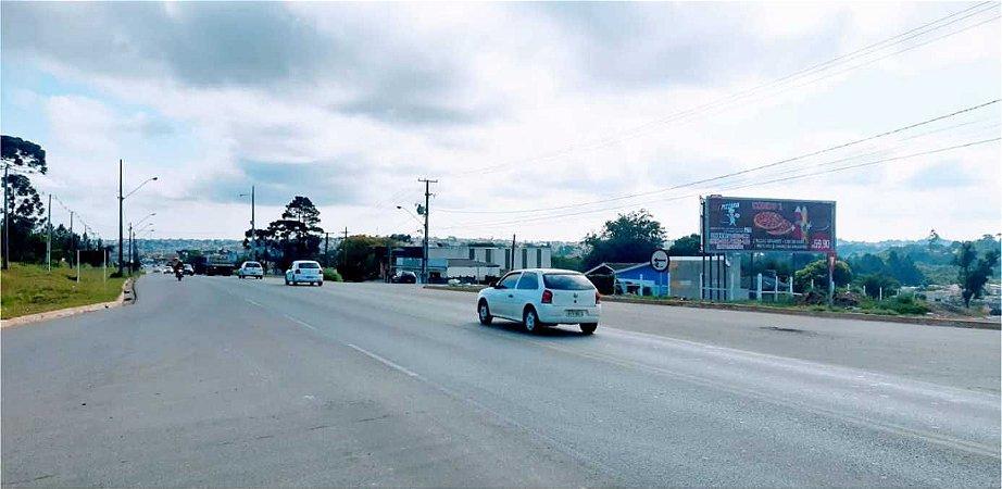 3012 - Estrada da Ribeira, Km 17 – Sentido Curitiba