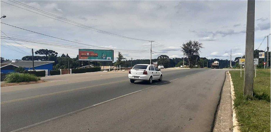 3013 - Estrada da Ribeira, Km 17 – Sentido Bocaiúva do Sul