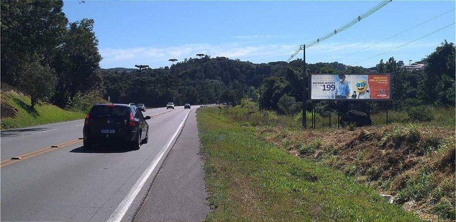 3076 - Rod. do Contorno Norte de Curitiba, 2487 – Sentido Almirante Tamandaré