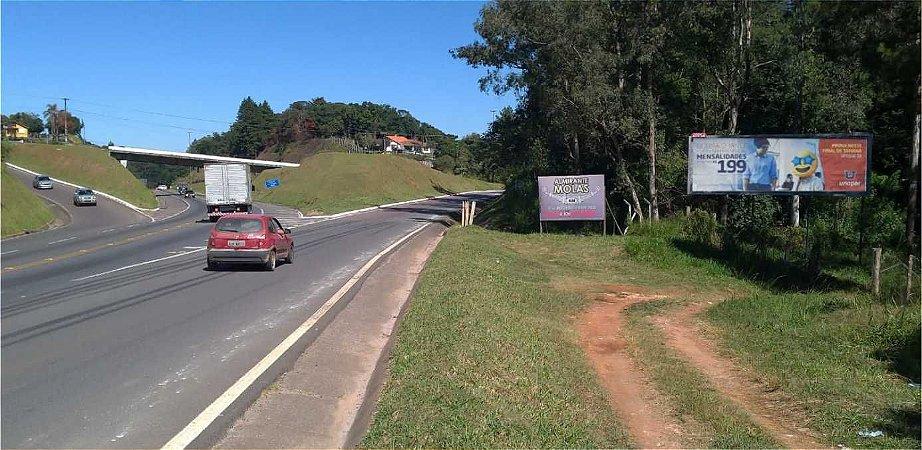 3080 - Rod. do Contorno Norte de Curitiba – Viaduto de acesso à Av. Manoel Ribas