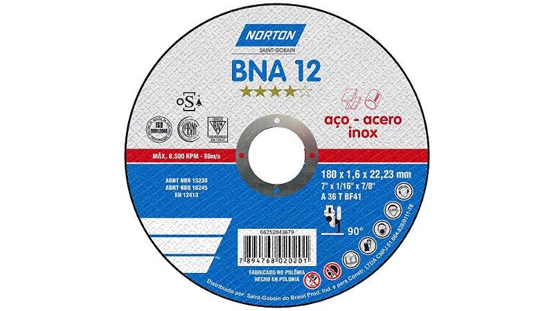 Disco de Corte CUT BNA12