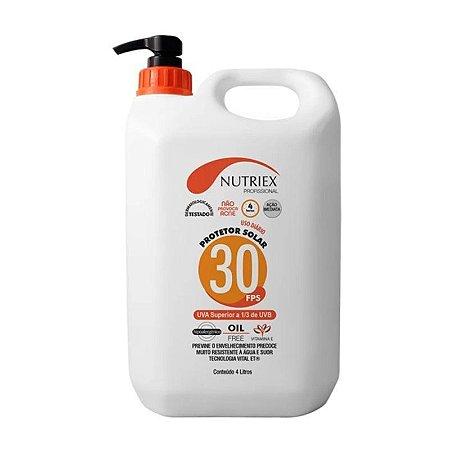 Protetor Solar FPS30 4L