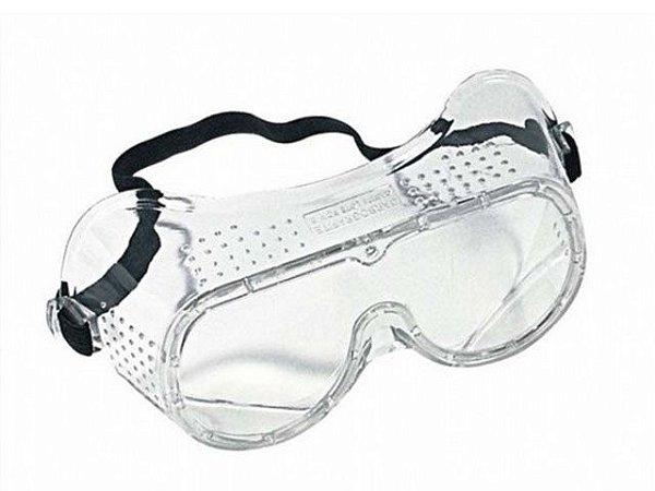 Óculos Carbografite Ampla Visão Perfurado