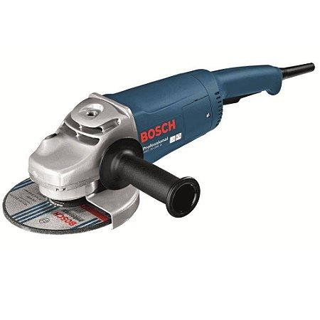 Esmerilhadeira 7' Angular Bosch GWS 22-180 2200W