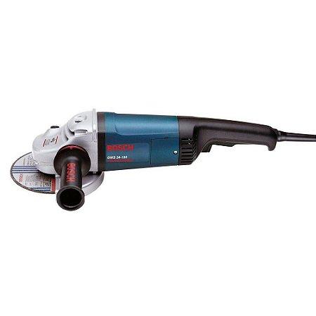 Esmerilhadeira 7' Bosch GWS 24-180 2400W 220V