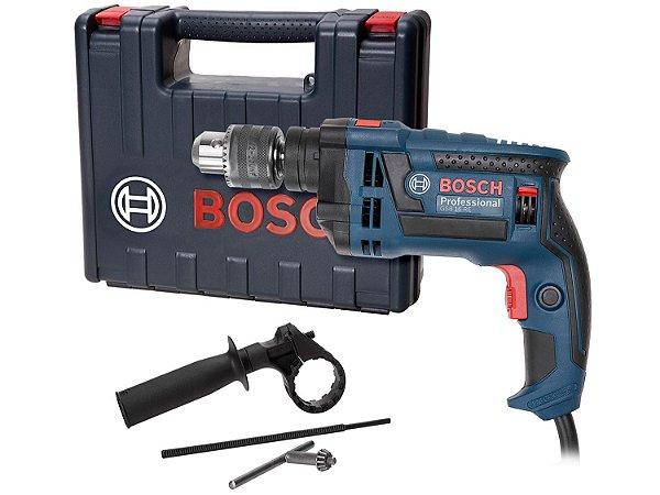 Furadeira 1/2 Reversivel GSB16RE 750W Bosch