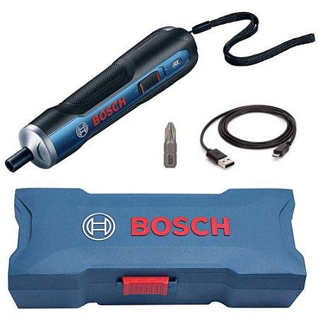 Parafusadeira Bosch GO 3,6V Versão Solo Bosch