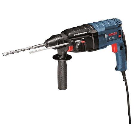 Martelo Perfurador GBH 2-24 Reversível Bosch